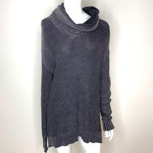 M Ruff Hewn Cowl Neck Sweater